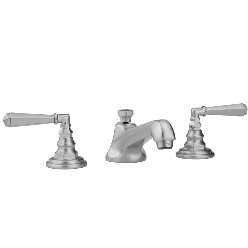Jaclo Widespread Bathroom Sink Faucets item 6870-T675-PEW
