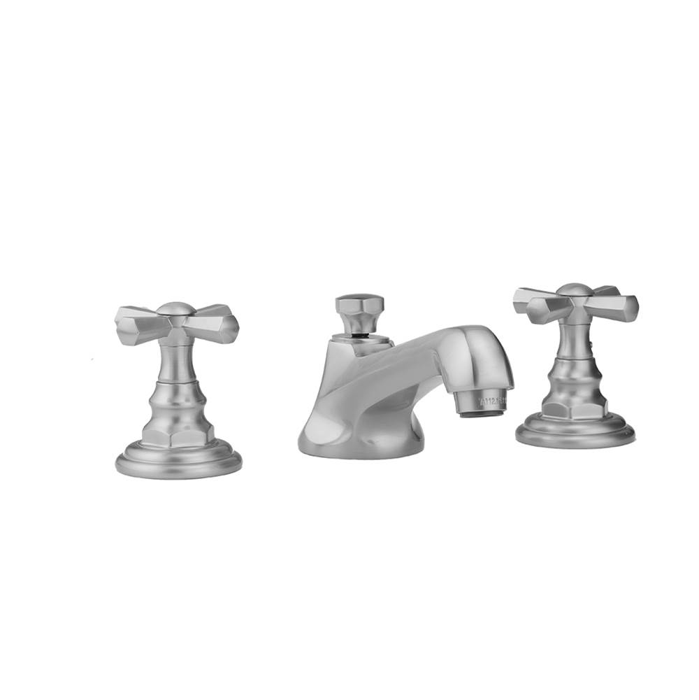 Jaclo Widespread Bathroom Sink Faucets item 6870-T676-PCH