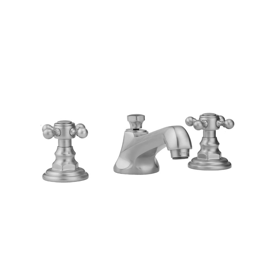 Jaclo Widespread Bathroom Sink Faucets item 6870-T678-SN