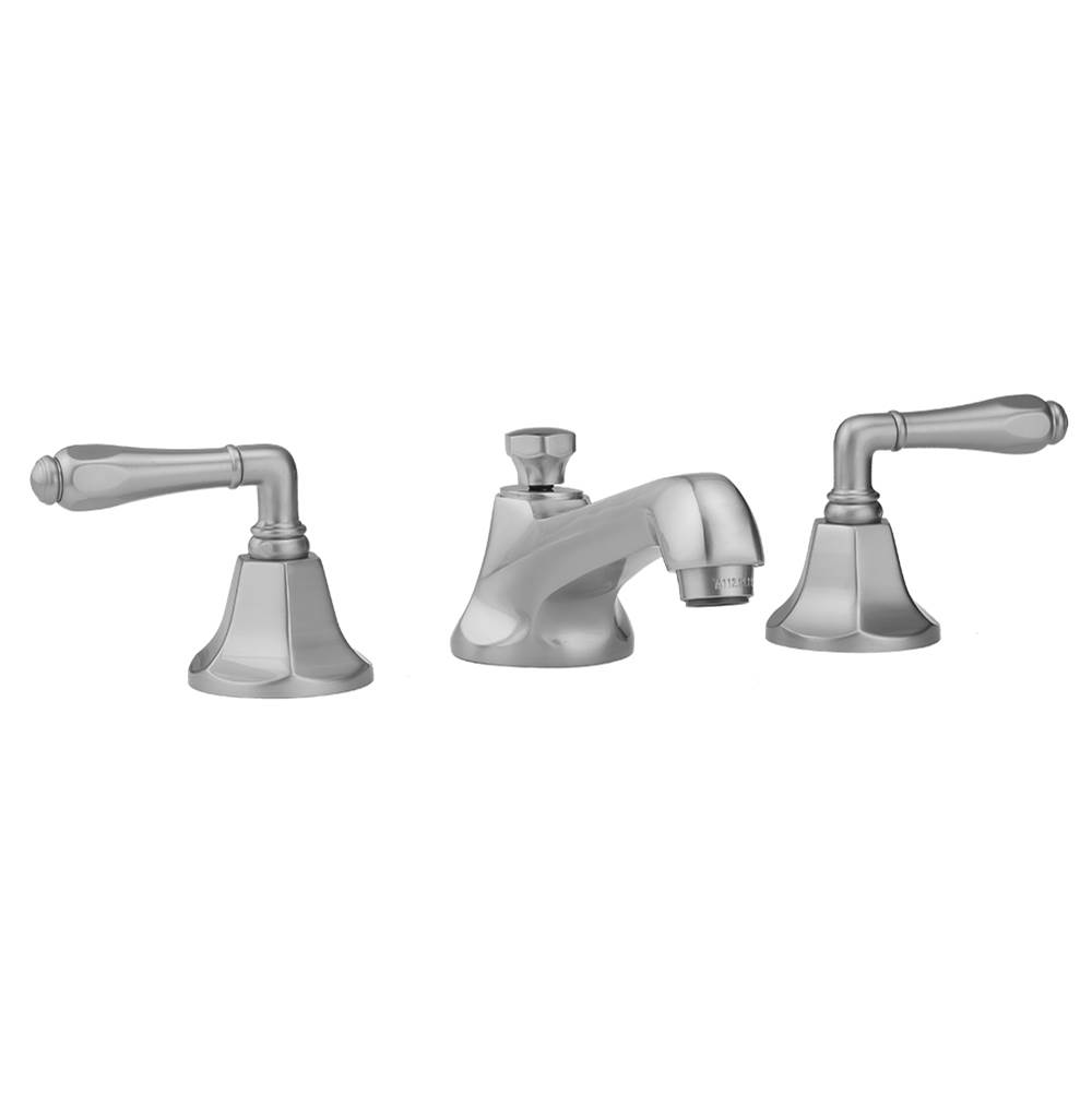 Jaclo Widespread Bathroom Sink Faucets item 6870-T684-PEW