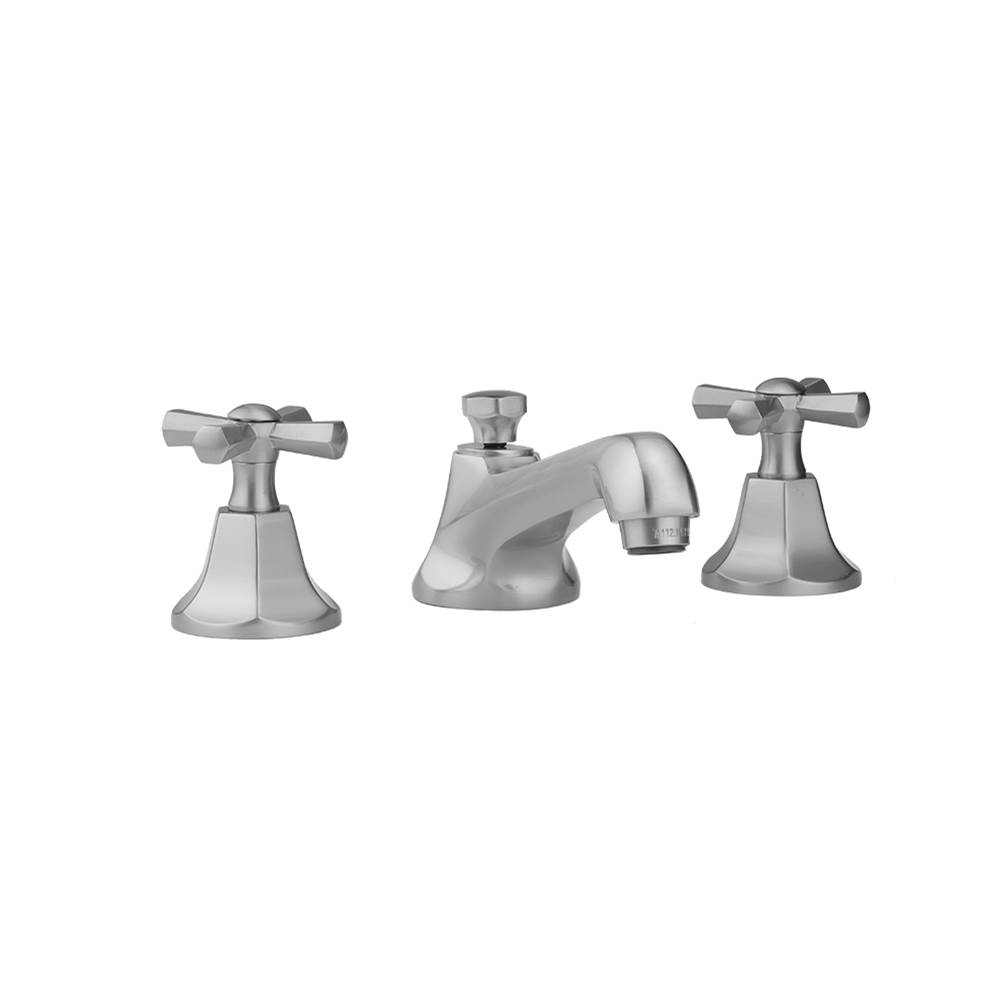 Jaclo Widespread Bathroom Sink Faucets item 6870-T686-PEW