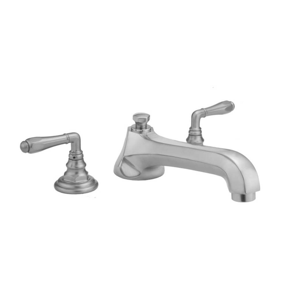 Jaclo Deck Mount Tub Fillers item 6970-T674-TRIM-SDB