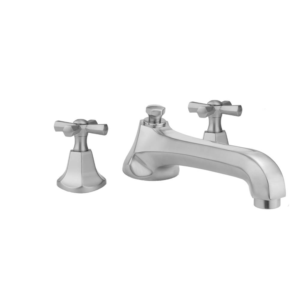 Jaclo Deck Mount Tub Fillers item 6970-T686-TRIM-SDB