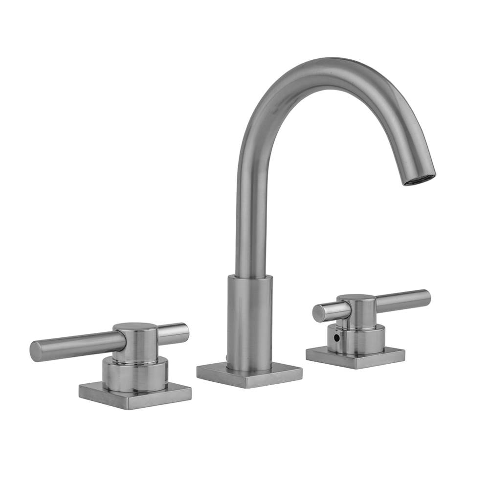 Jaclo Widespread Bathroom Sink Faucets item 8881-TSQ638-836-WH