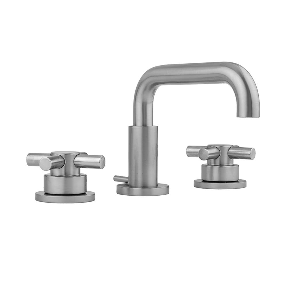 Jaclo Widespread Bathroom Sink Faucets item 8882-T630-0.5-WH