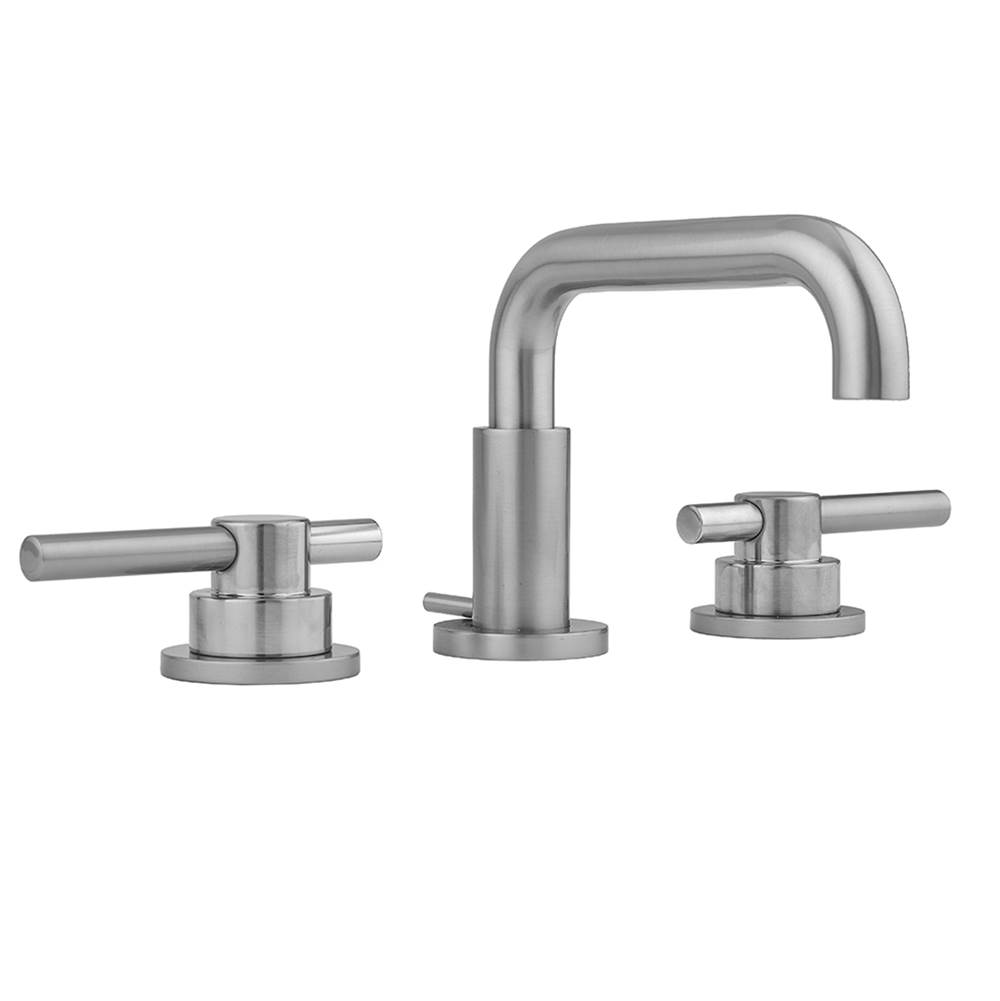 Jaclo Widespread Bathroom Sink Faucets item 8882-T638-0.5-PB