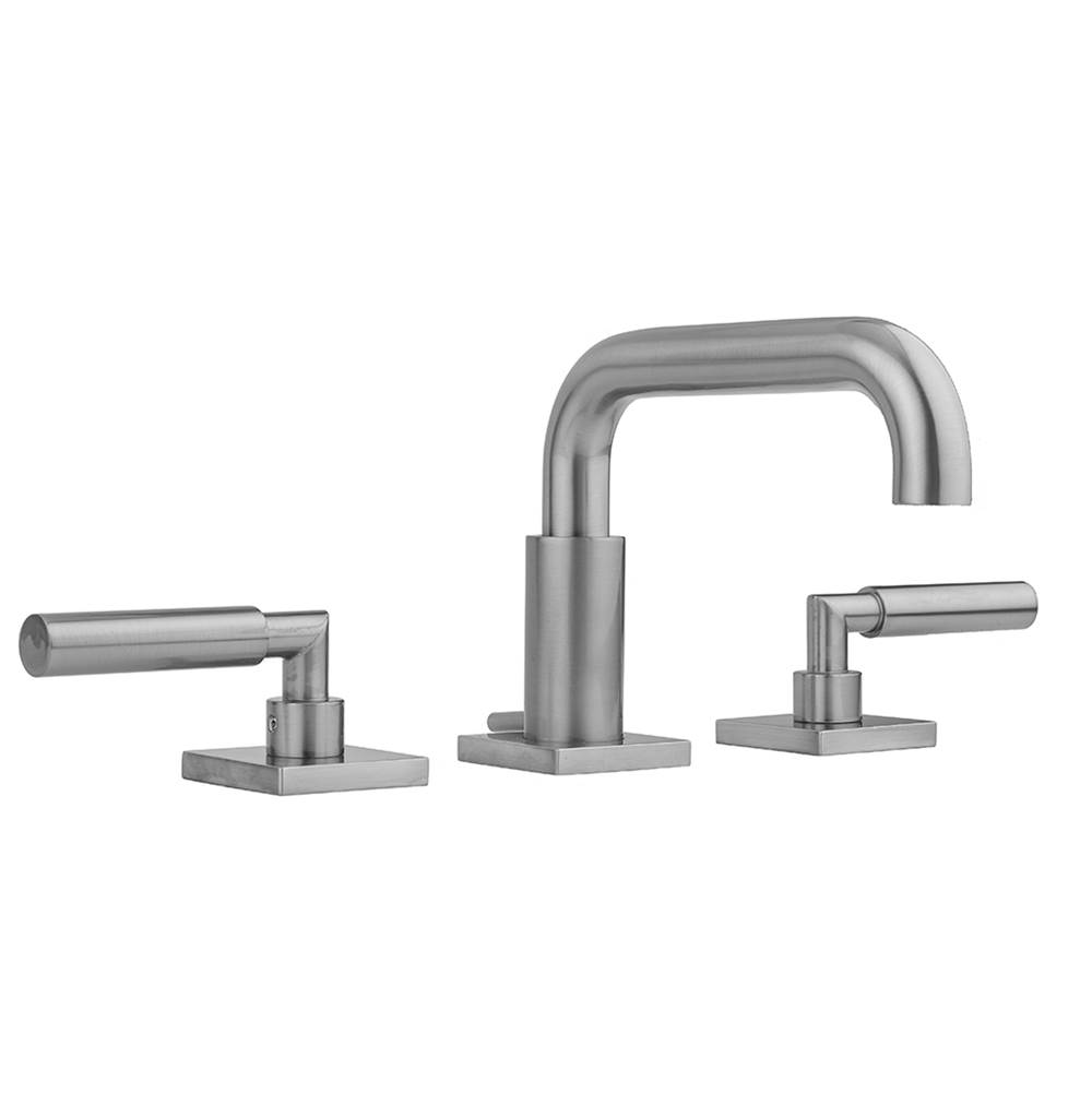 Jaclo Widespread Bathroom Sink Faucets item 8883-TSQ459-1.2-PB