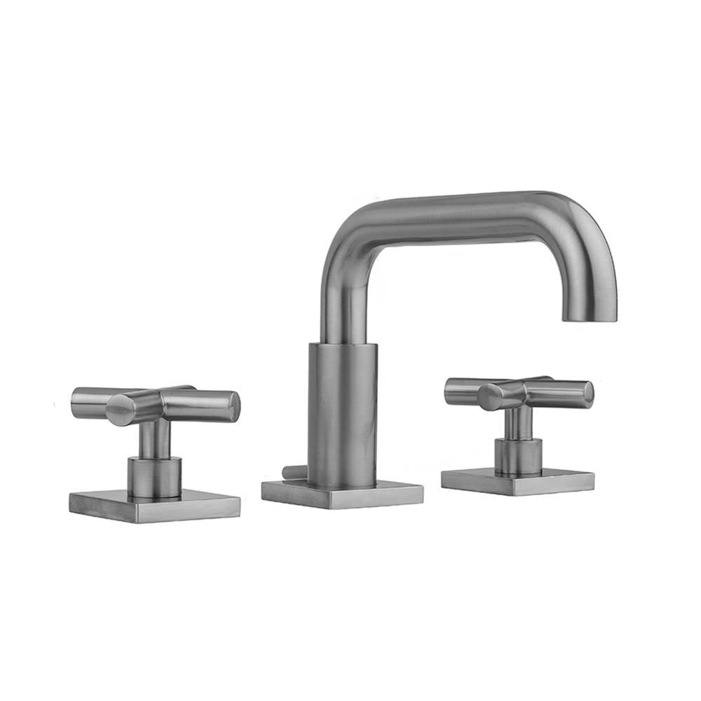 Jaclo Widespread Bathroom Sink Faucets item 8883-TSQ462-WH
