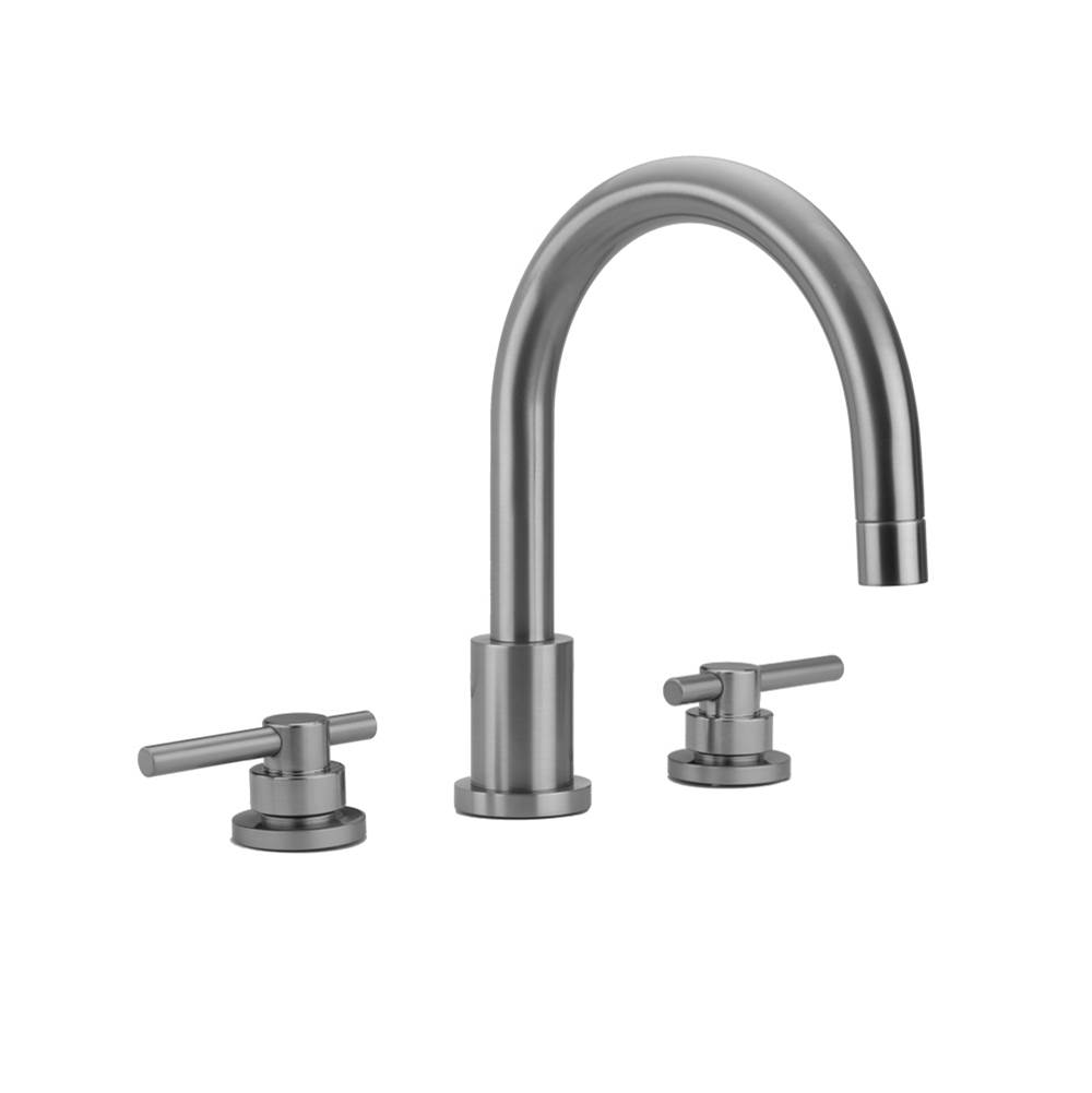 Jaclo Widespread Bathroom Sink Faucets item 9980-T638-TRIM-PEW