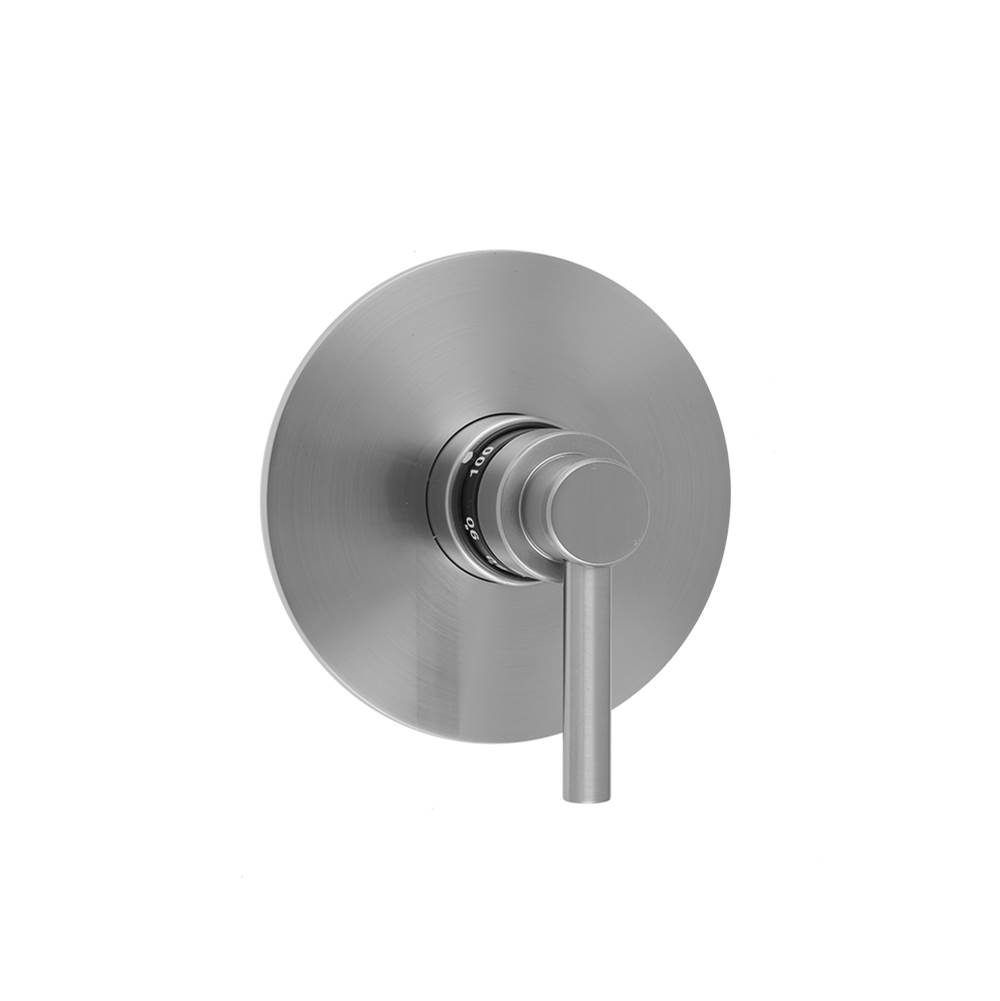 Jaclo Thermostatic Valve Trim Shower Faucet Trims item T532-TRIM-SB