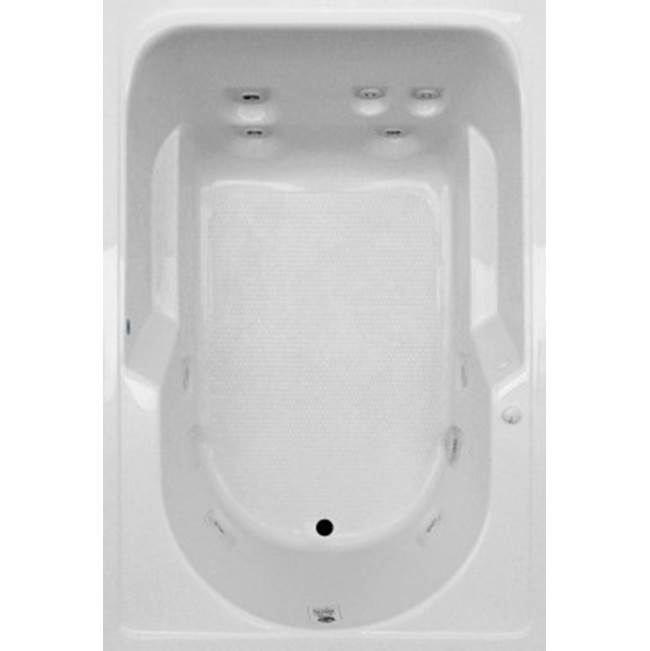 Jetta Drop In Whirlpool Bathtubs item J14X-6385LF
