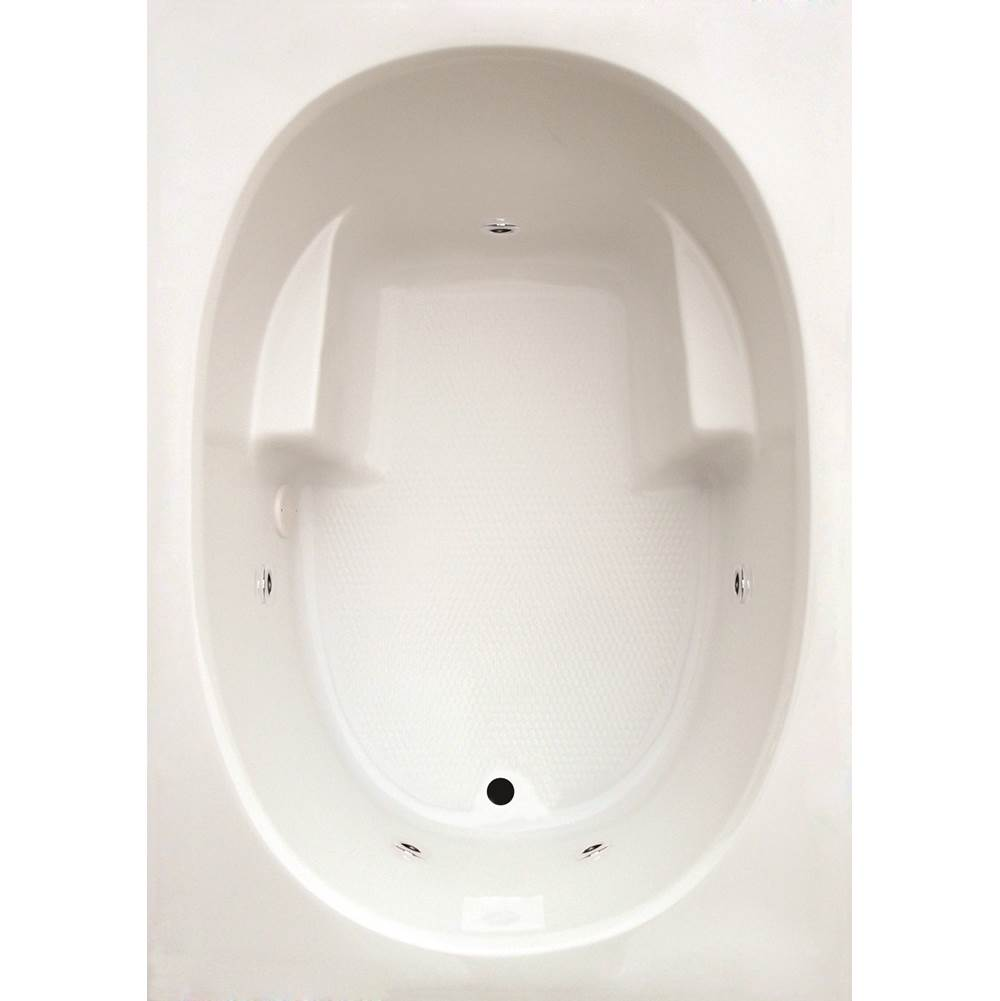 Jetta Drop In Whirlpool Bathtubs item J3-6385LB