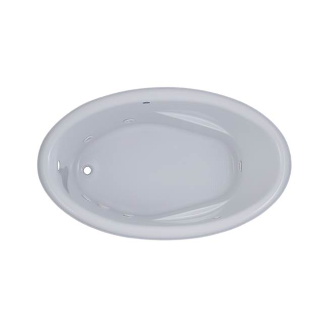 Jetta Drop In Whirlpool Bathtubs item E35-6528LB