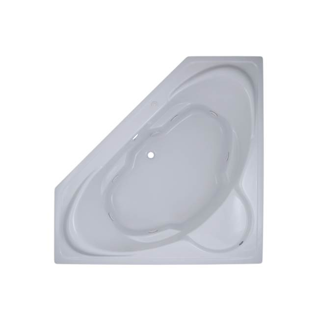 Jetta Drop In Whirlpool Bathtubs item J11-6528LS