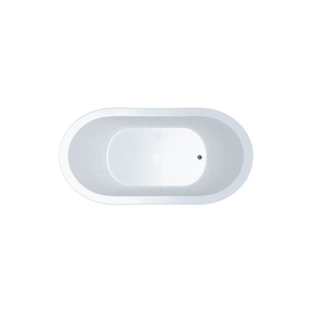Jetta Drop In Whirlpool Bathtubs item J43L--6385RF-W