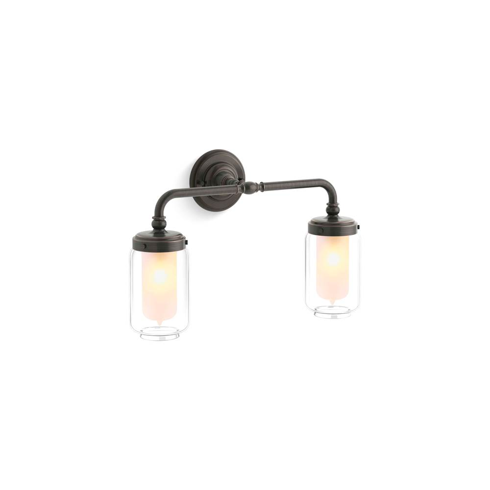 Kohler  Bathroom Lights item 72582-2BZ