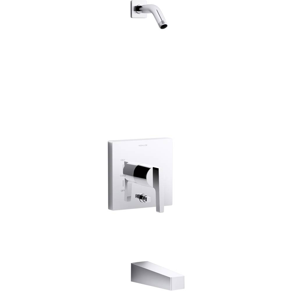 Kohler  Tub And Shower Faucets item T99763-4L-CP