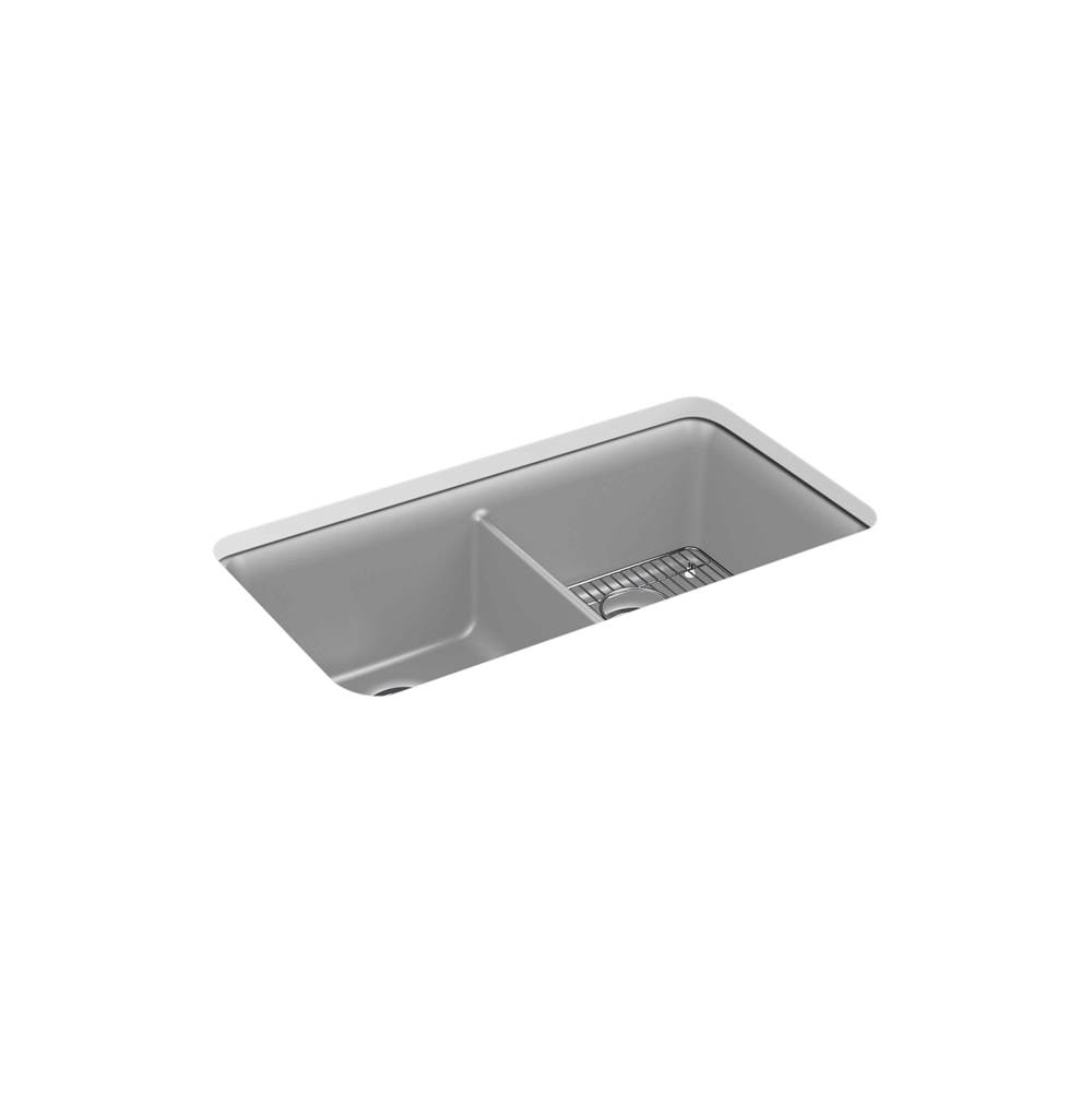 Kohler Undermount Kitchen Sinks item 8199-CM4