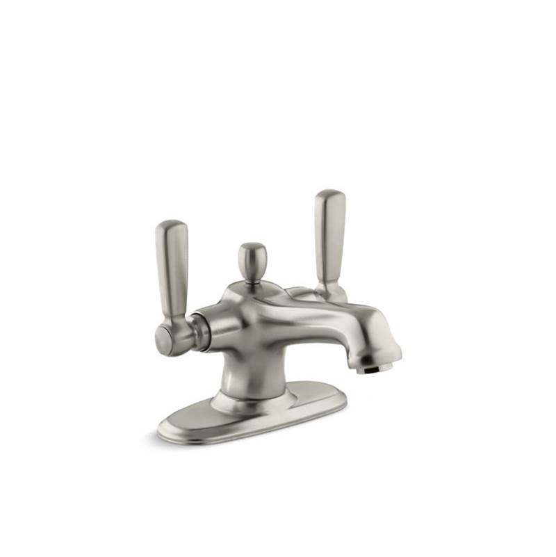 Kohler Single Hole Bathroom Sink Faucets item 10579-4-BN