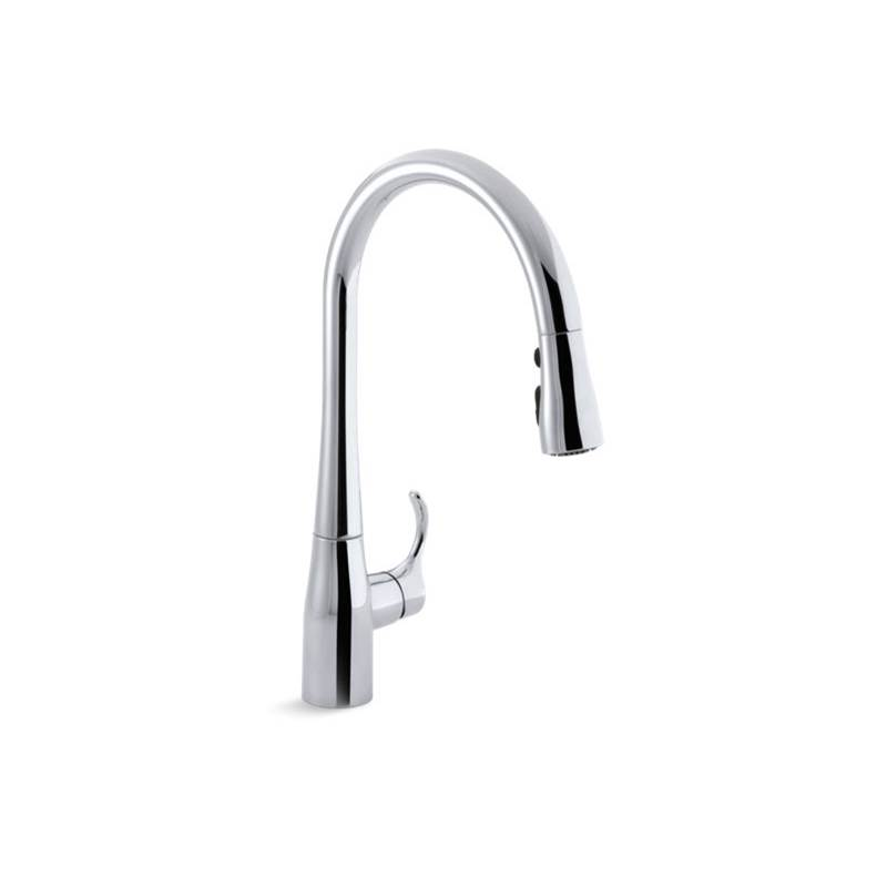 Kohler Single Hole Kitchen Faucets item 596-CP