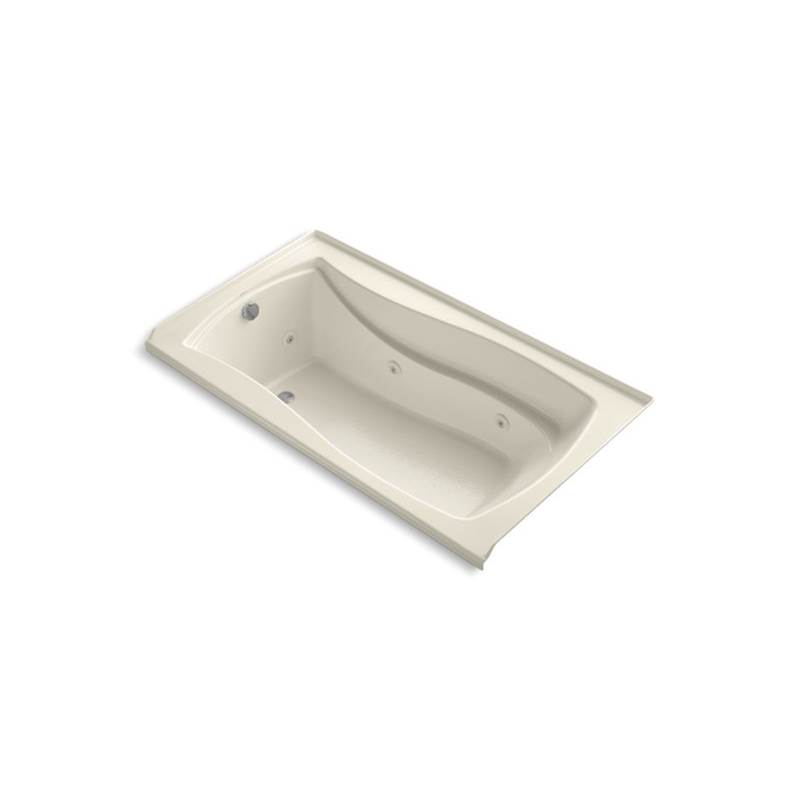 Kohler Three Wall Alcove Whirlpool Bathtubs item 1224-L-47