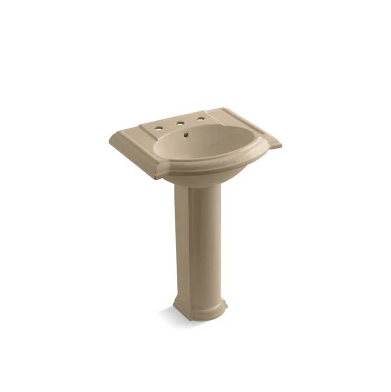 Kohler Complete Pedestal Bathroom Sinks item 2286-8-33