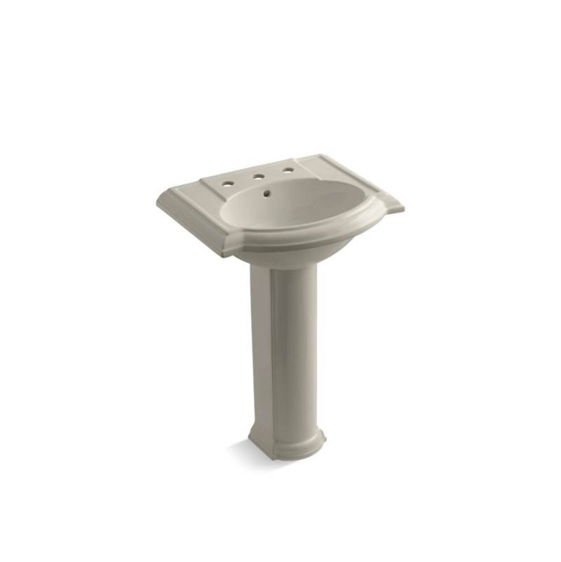 Kohler Complete Pedestal Bathroom Sinks item 2286-8-G9