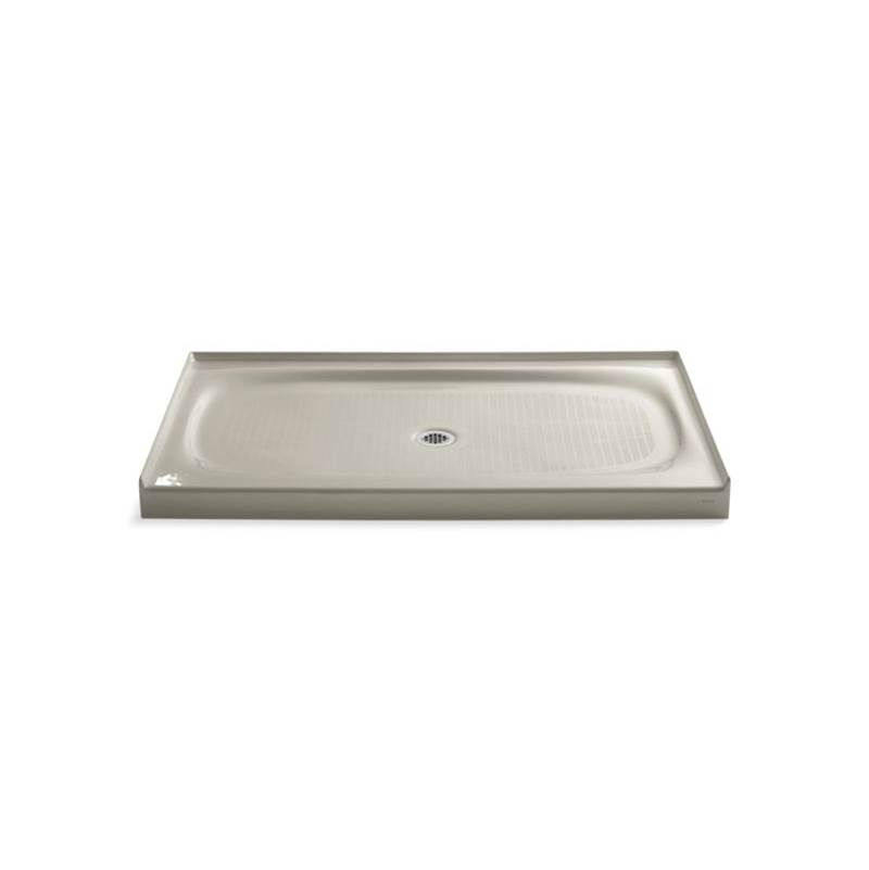 Kohler Three Wall Alcove Shower Bases item 9055-G9