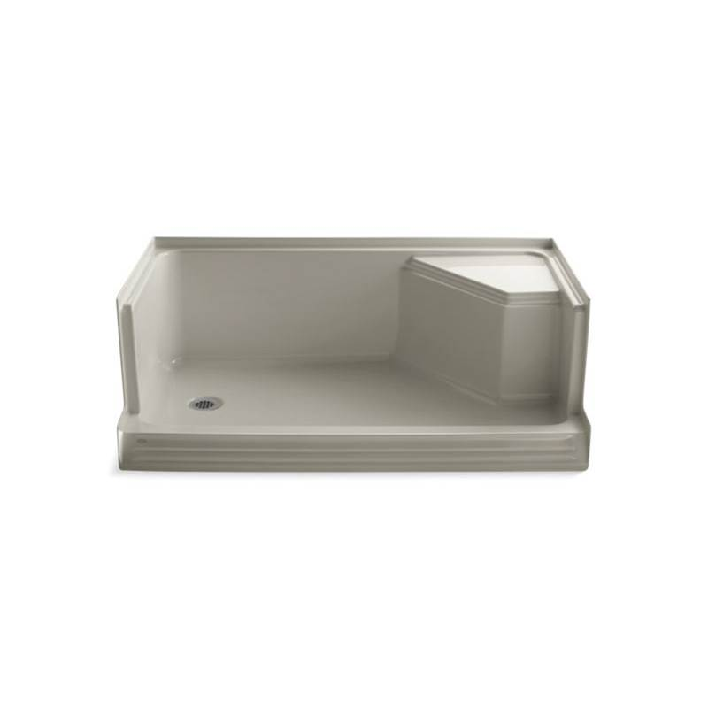 Kohler Three Wall Alcove Shower Bases item 9489-G9