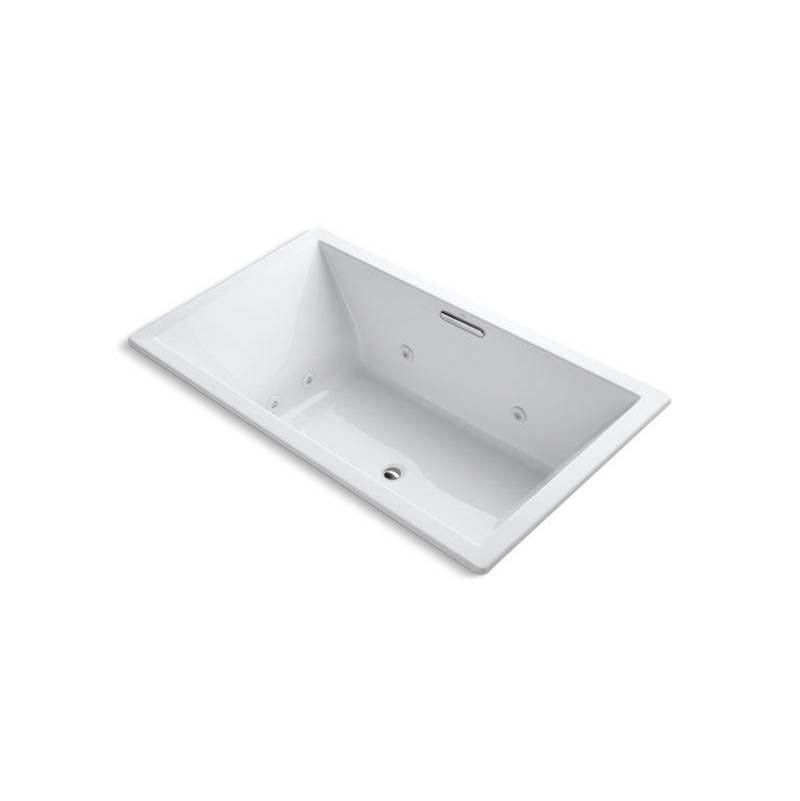 Kohler Drop In Whirlpool Bathtubs item 1174-H2-0