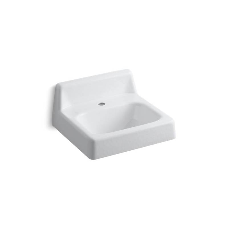 Kohler Wall Mount Bathroom Sinks item 2805-0