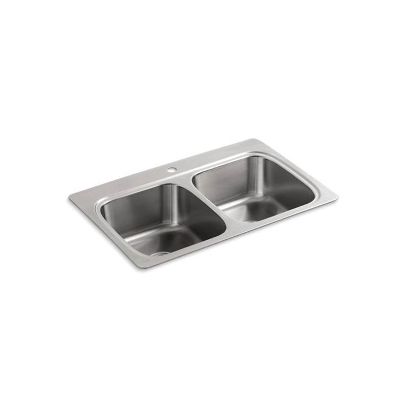 Kohler Drop In Kitchen Sinks item 5267-1-NA