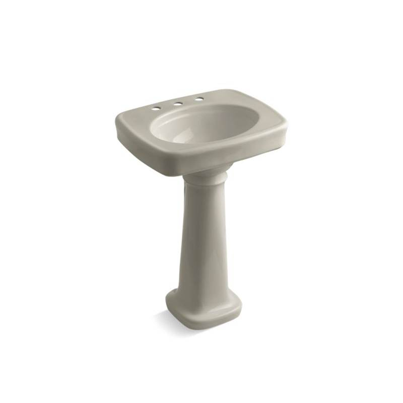 Kohler Complete Pedestal Bathroom Sinks item 2338-8-G9
