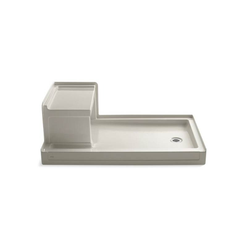 Kohler Three Wall Alcove Shower Bases item 1978-G9