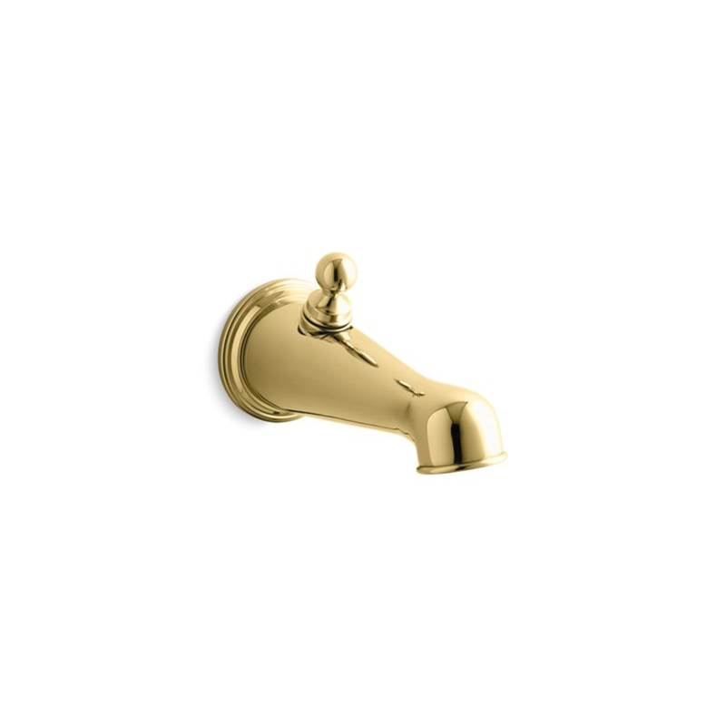 Kohler Wall Mounted Tub Spouts item 330-PB