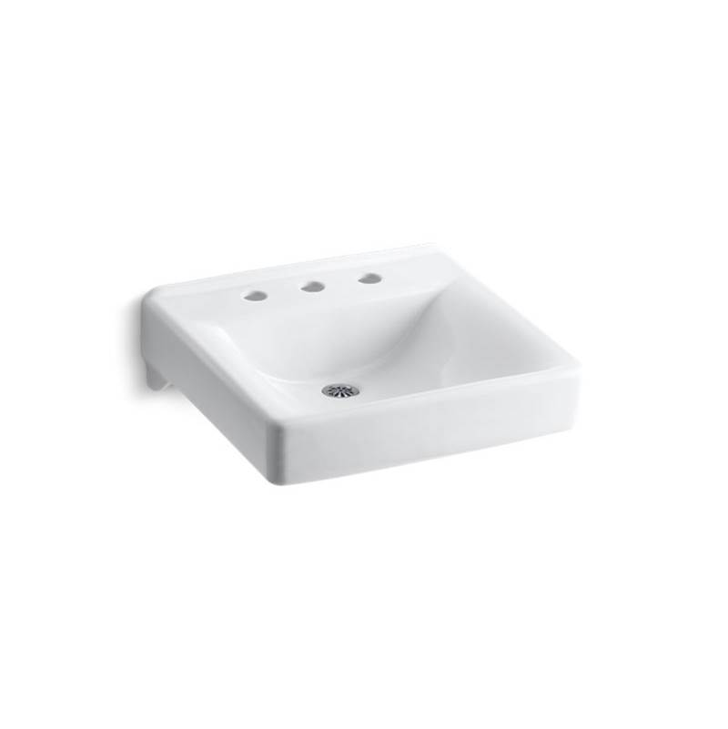 Kohler Wall Mount Bathroom Sinks item 2053-N-0