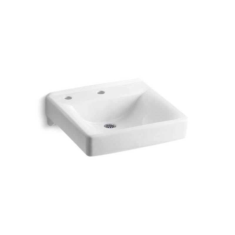 Kohler Wall Mount Bathroom Sinks item 2084-NL-0