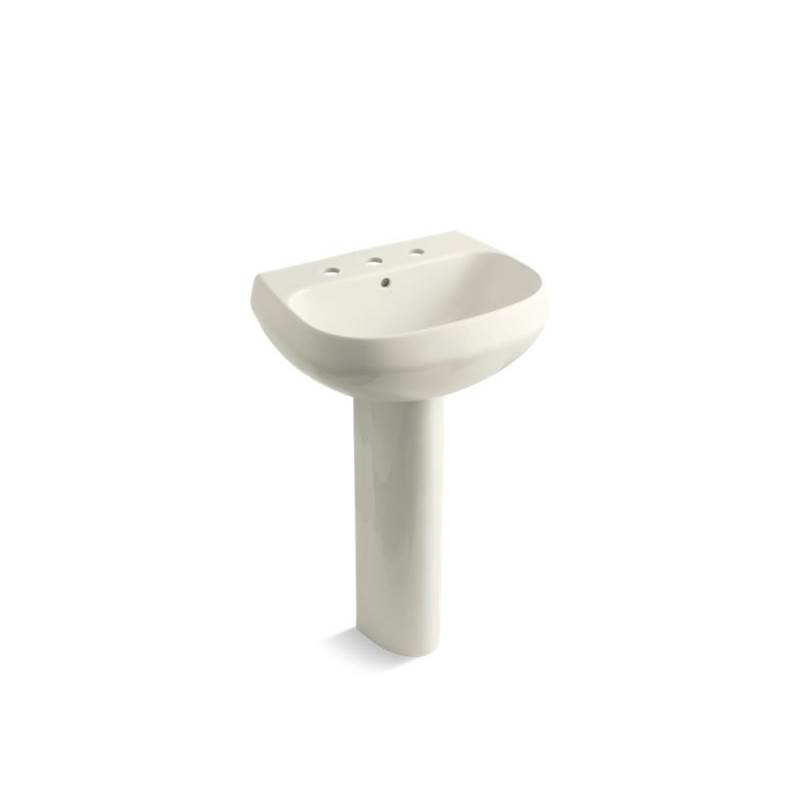 Kohler Complete Pedestal Bathroom Sinks item 2293-8-96