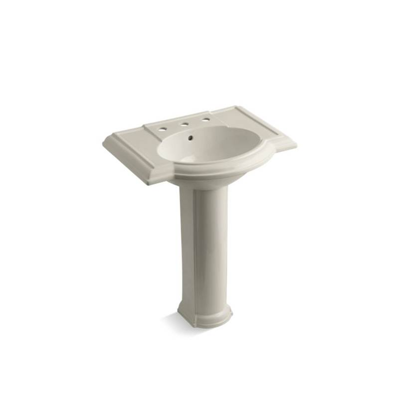 Kohler Complete Pedestal Bathroom Sinks item 2294-8-G9
