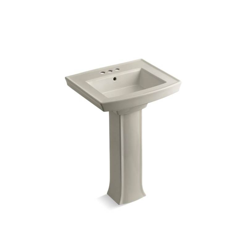 Kohler Complete Pedestal Bathroom Sinks item 2359-4-G9