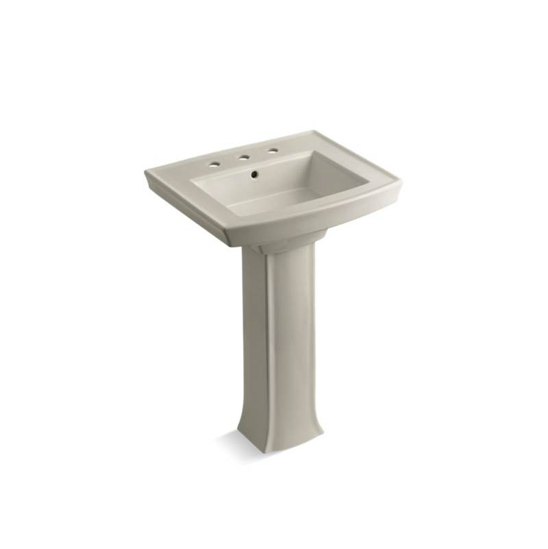 Kohler Complete Pedestal Bathroom Sinks item 2359-8-G9