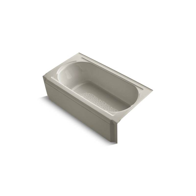 Kohler Three Wall Alcove Air Bathtubs item 724-GCP-G9
