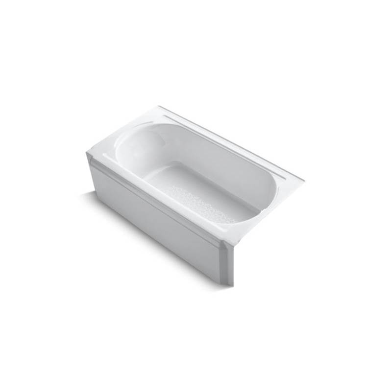 Kohler Three Wall Alcove Soaking Tubs item 722-0
