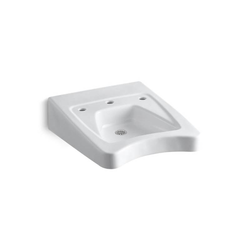 Kohler Wall Mount Bathroom Sinks item 12634-0