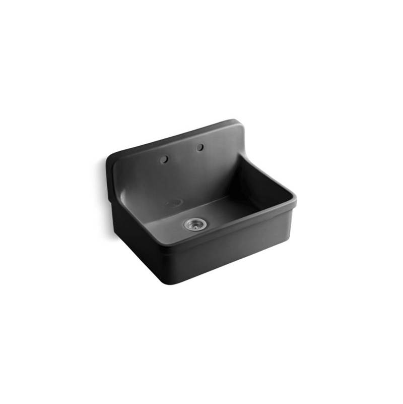 Kohler Wall Mount Kitchen Sinks item 12700-7