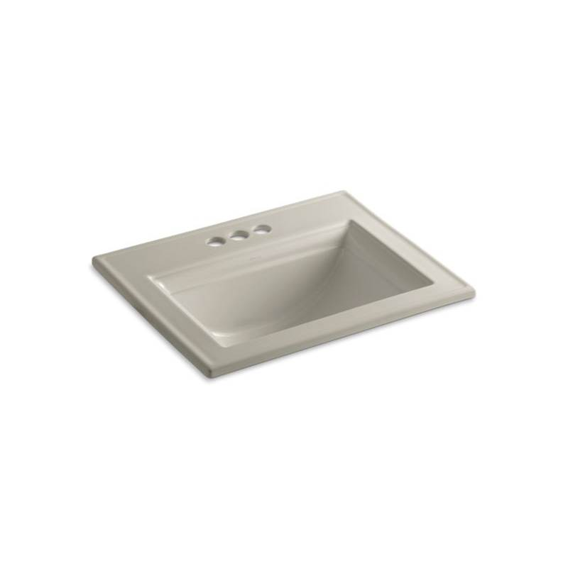 Kohler Drop In Bathroom Sinks item 2337-4-G9