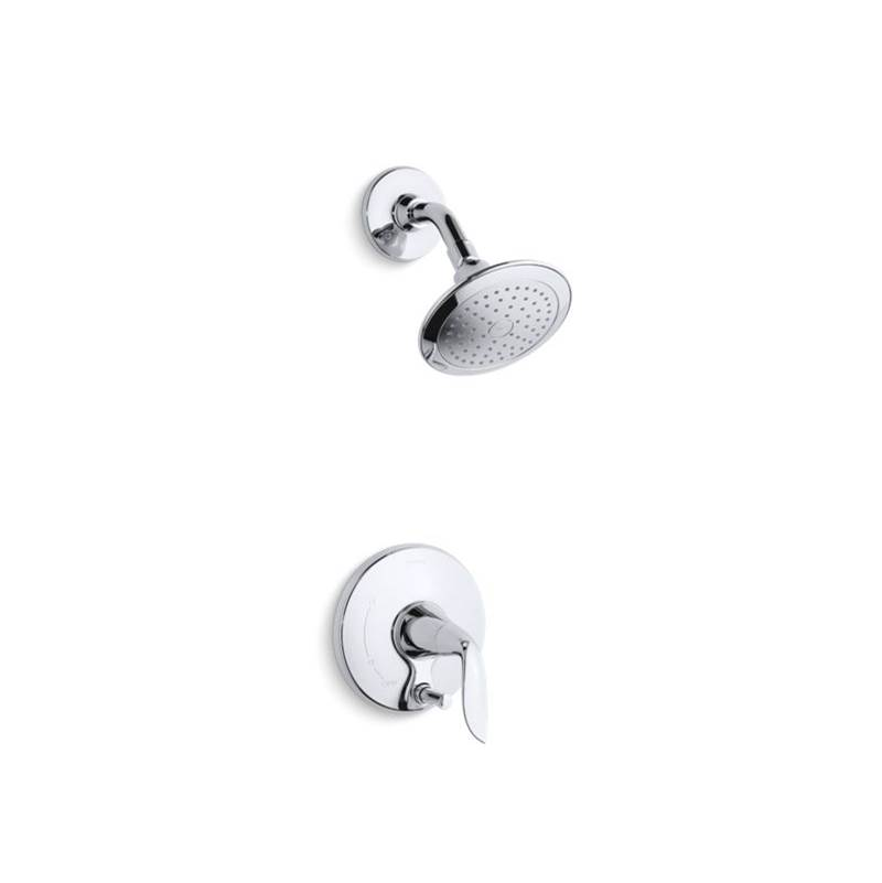 Kohler  Shower Only Faucets With Head item T5319-4E-CP