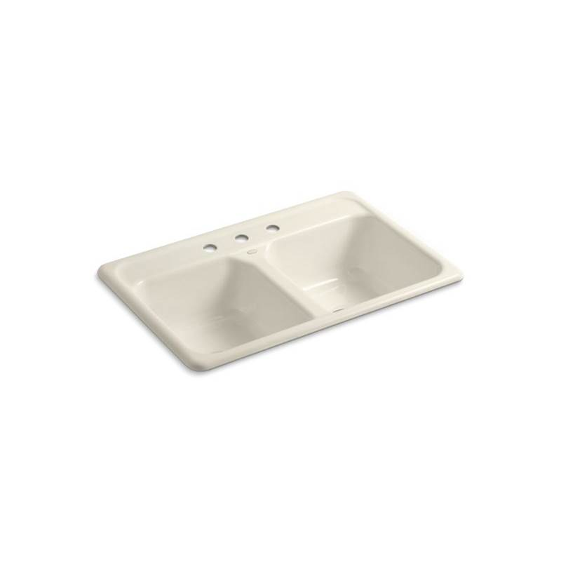 Kohler Drop In Kitchen Sinks item 5817-3-47