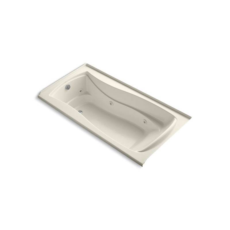 Kohler Three Wall Alcove Whirlpool Bathtubs item 1257-L-47