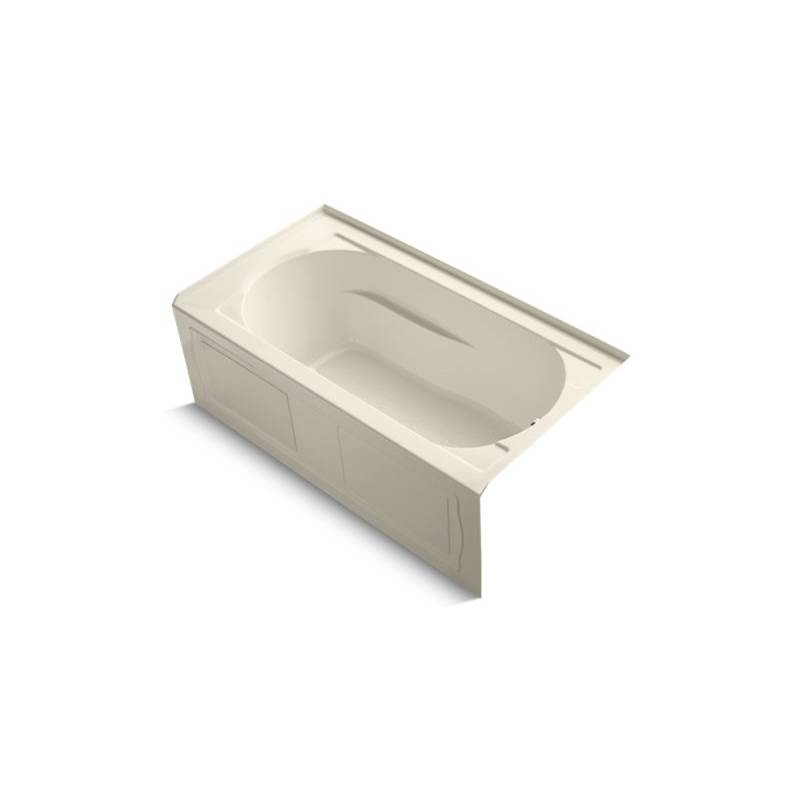 Kohler Three Wall Alcove Air Bathtubs item 1357-GRAW-47